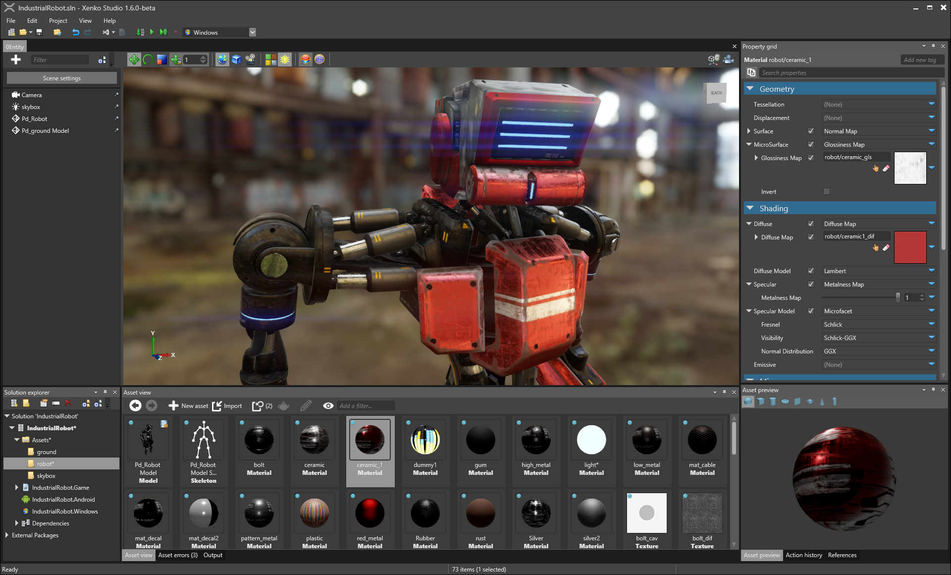Silicon Studio to extend Xenko, C# open source, game engine