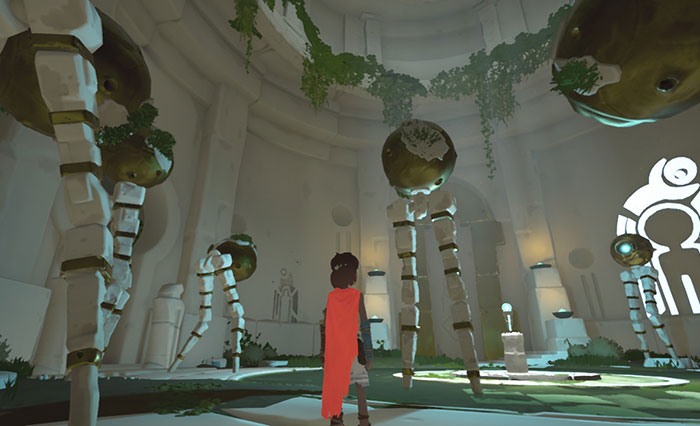 RiME from Grey Box, Six Foot and Tequila Works first game on Nintendo Switch™ to feature