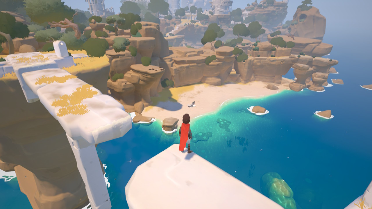 Nintendo Switch™ RIME © 2017 TEQUILA WORKS. ALL RIGHTS RESERVED.