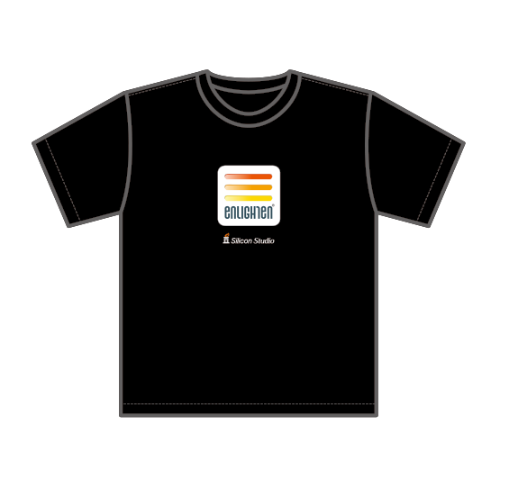 Tshirt Enlighten 2019